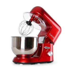Bella Rossa kitchen machine 1200W 1.6 HP 5.5 qt. Red Red