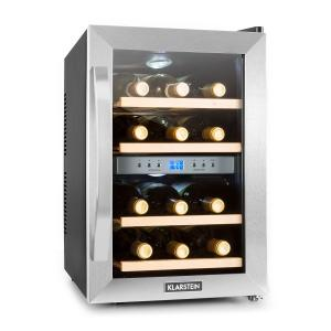Superstar Wine cooler 2 Zones 1.2 cft 12 Bottles