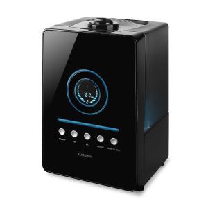 Monaco Digital Ultrasound Humidifier Black